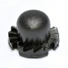 Кнопка механизма регулирования диаметр 31мм зубчатая