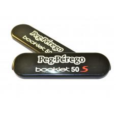 Заглушка пластиковая на шасси Peg-Perego Booklet 50s