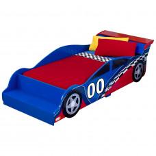 Детская кровать KidKraft Гоночная машина